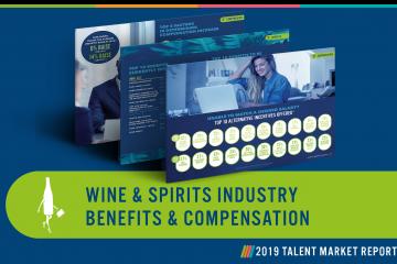 wine and spirits salaries