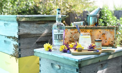 Dixie Wildflower Honey-Vodka