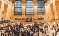 grand central station christmas